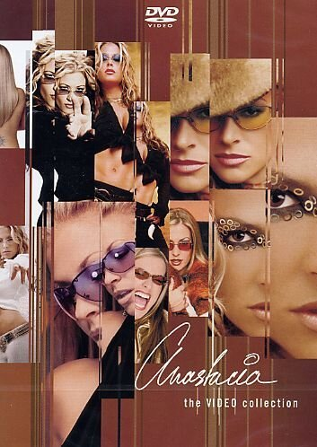 Anastacia - The Video Collection -- via Amazon Partnerprogramm