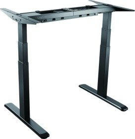 LogiLink electrical height-adjustable desk frame, without table top, sit-stand desk (EO0001)