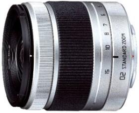 Pentax Q 02 Standard zoom 5-15mm 2.8-4.5 AL silver (22077)