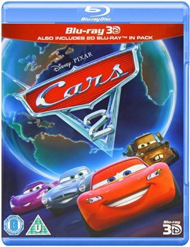 Cars 2 (3D) (Blu-ray) (UK) -- via Amazon Partnerprogramm