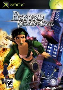 Beyond Good & Evil (angielski) (Xbox)