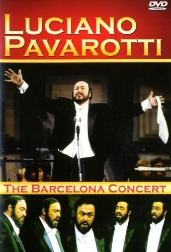 Luciano Pavarotti - Live in Barcelona -- via Amazon Partnerprogramm