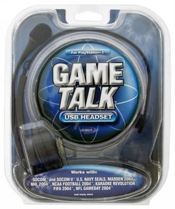 Datel GameTalk USB Headset (PS2)