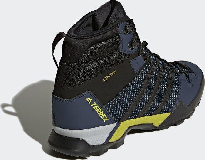d3d57956934 adidas Terrex Scope High GTX core blue core black collegiate navy (men)  (BB4587) starting from £ 145.70 (2019)