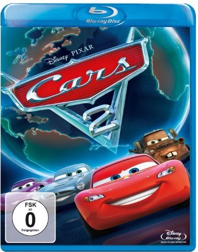 Cars 2 (Blu-ray) -- via Amazon Partnerprogramm