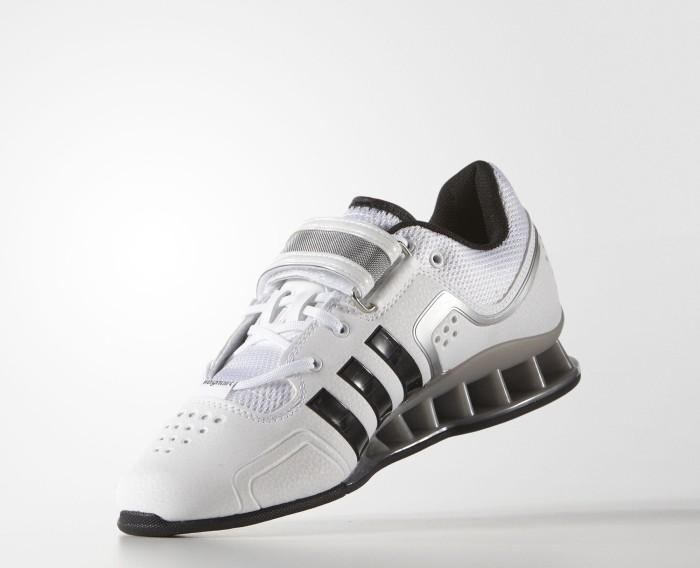 ef4c1859658d7c adidas adiPower Weightlifting white core black (men) (M25733) starting from  £ 49.95 (2019)