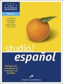 Digital Publishing studio! español A1 (German) (PC) (3-89747-606-1)