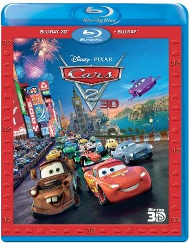 Cars 2 (3D) (Blu-ray) -- via Amazon Partnerprogramm