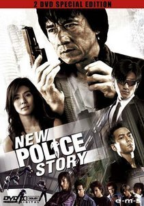 New Police Story (Special Editions)