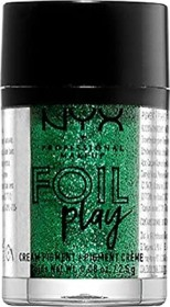 NYX Foil Play Cream Pigment Lidschatten digital glitch, 2.5g