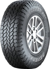 General Tire Grabber AT3 285/70 R17 116/113S