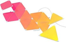 nanoleaf Shapes Triangles Smart Lighting LED Panel Starterkit 15x 1.5W (NL47-6002TW-15PK)