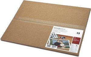 HP Q5490A Premium Plus Fotopapier seidenmatt A2+, 286g, 20 Blatt
