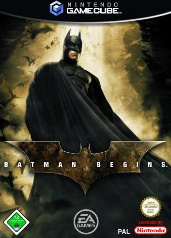 Batman Begins (German) (GC) -- via Amazon Partnerprogramm