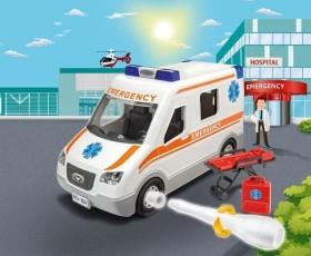 Revell Junior Kit Ambulance (00806)