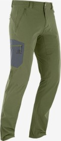 Salomon Wayfarer Tapered Hose lang olive night (Herren) (C13835)