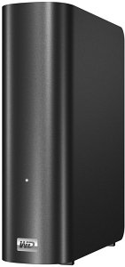 Western Digital My Book 3.0 Bundle 2TB, USB 3.0 (WDBABP0020HCH)
