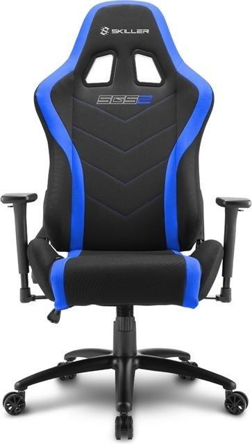 Sharkoon Skiller SGS2 Gamingstuhl, schwarz/blau