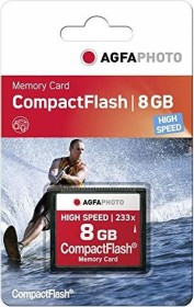 AgfaPhoto CompactFlash Card [CF] 120x 8GB (10433)