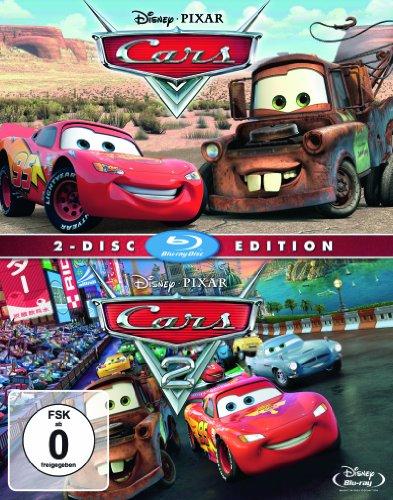 Cars 1/Cars 2 (Blu-ray) -- via Amazon Partnerprogramm