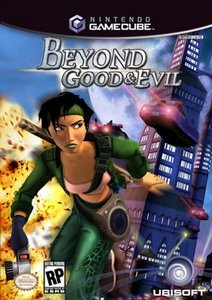 Beyond Good & Evil (angielski) (GC)