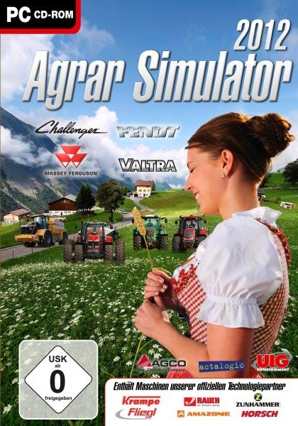 Agrar Simulator 2012 (Download) (PC)