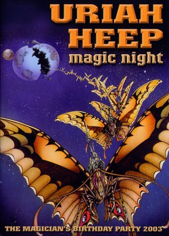 Uriah Heep - Magic Night -- via Amazon Partnerprogramm