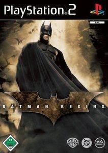 Batman Begins (deutsch) (PS2)