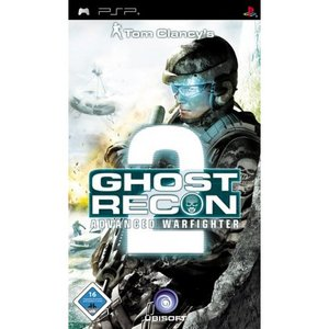 Ghost Recon 3 - Advanced Warfighter 2 (deutsch) (PSP)