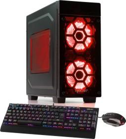 Hyrican Striker 5887 red (PCK05887)