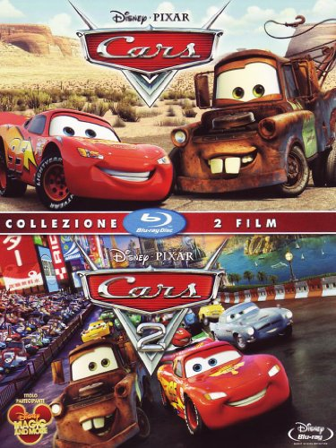 Cars 1/Cars 2 (Blu-ray) (UK) -- via Amazon Partnerprogramm