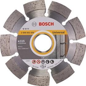Bosch Expert for Universal Diamanttrennscheibe 115x2.2mm, 1er-Pack (2608602564)
