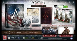 Assassin's Creed 3 - Join or Die Edition (englisch) (PS3)