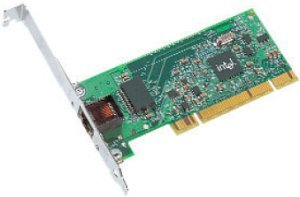 Intel PRO/1000 GT Desktop Adapter, 1x 1000Base-T, PCI 66MHz (PWLA8391GT)