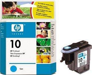 HP 10 Druckkopf cyan (C4801A)