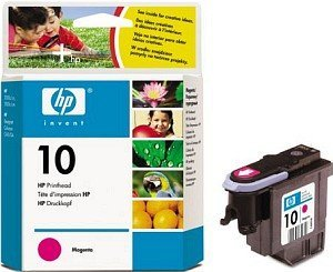 HP 10 głowica drukująca magenta (C4802A)
