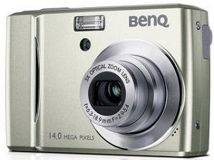 BenQ DC C1430 silver (9H.A1G01.9AE)