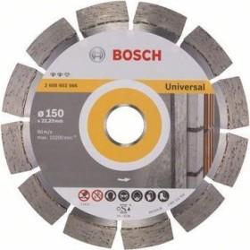 Bosch Expert for Universal Diamanttrennscheibe 150x2.4mm, 1er-Pack (2608602566)