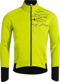 VauDe Fedaia Softshell Fahrradjacke bright green (Herren) (41649-971)