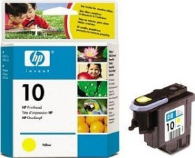 HP Druckkopf 10 gelb (C4803A)