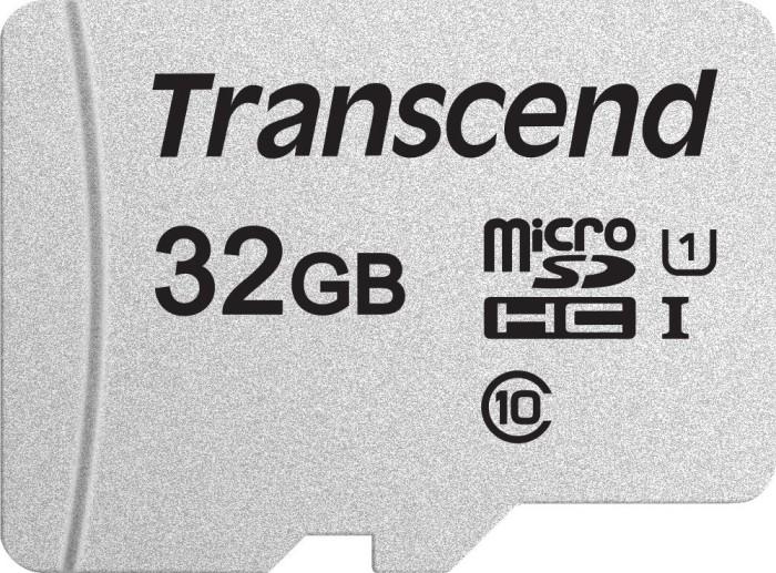 Transcend 300S R95/W45 microSDHC 32GB, UHS-I U1, Class 10 (TS32GUSD300S)