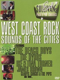 The Ed Sullivan Show: West Coast Rock/Sounds of the Cities