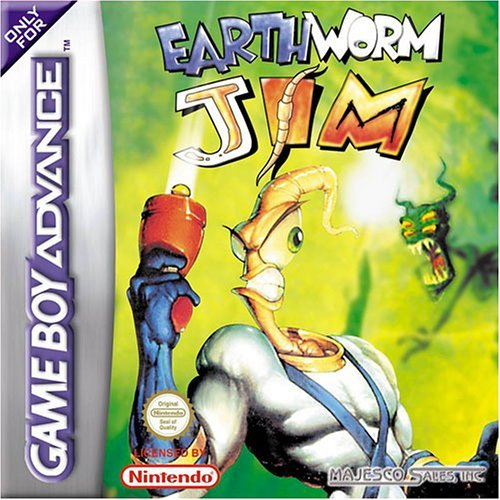 Earthworm Jim (GBA) -- via Amazon Partnerprogramm