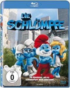 Die Schlümpfe (2011) (Blu-ray)