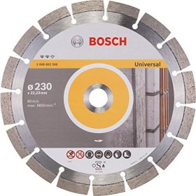 Bosch Expert for Universal Diamanttrennscheibe 230x2.4mm, 1er-Pack (2608602568)