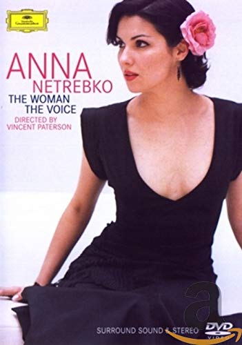 Anna Netrebko - The Woman, The Voice -- via Amazon Partnerprogramm