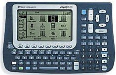 Texas Instruments Voyage 200 retail