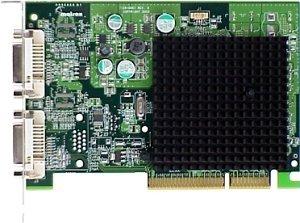 Matrox Millennium P650, Parhelia-LX, 64MB DDR, 2x DVI, TV-out (P65-MDDA8X64F)