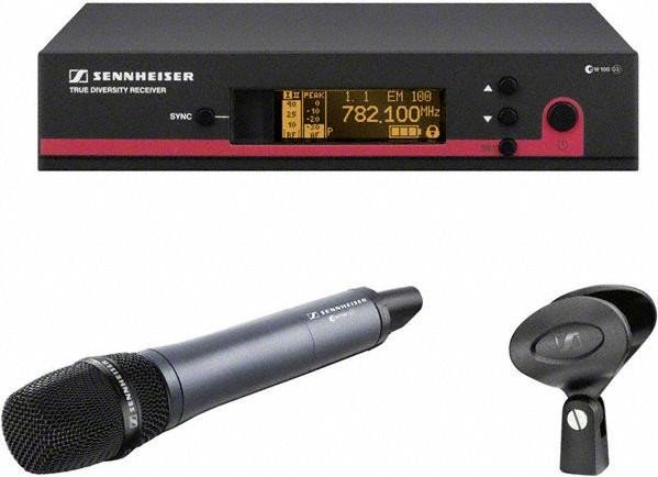 Sennheiser ew 135 G3 wireless System (21105)