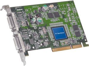 Matrox Millennium P750, Parhelia-LX, 64MB DDR, 2x DVI, TV-out (P75-MDDA8X64F)